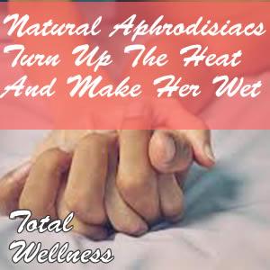 Natural aphrodisiac