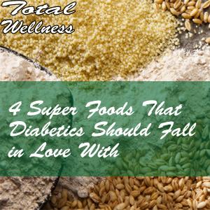 Diabetics super foods